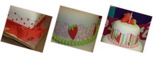 Decoraciones Curso Tortas de Pisos por Rosa Quintero