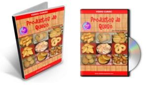 Curso Productos de Queso en DVD por Rosa Quintero