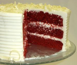 Torta Red Velvet Curso Masas, Rellenos y Cubiertas por Rosa Quintero