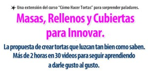 Titulo Carta Ventas Curso Tortas con Rellenos por Rosa Quintero