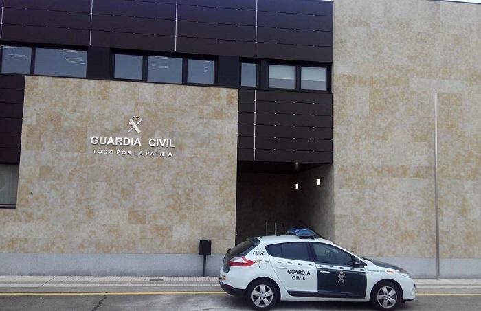 Comisaría de la Guardia Civil