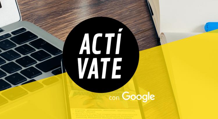 Curso Marketing Digital de Google en Murcia - Proyecto Actívate