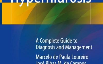Dr. Marcelo Loureiro publica livro sobre hiperidrose