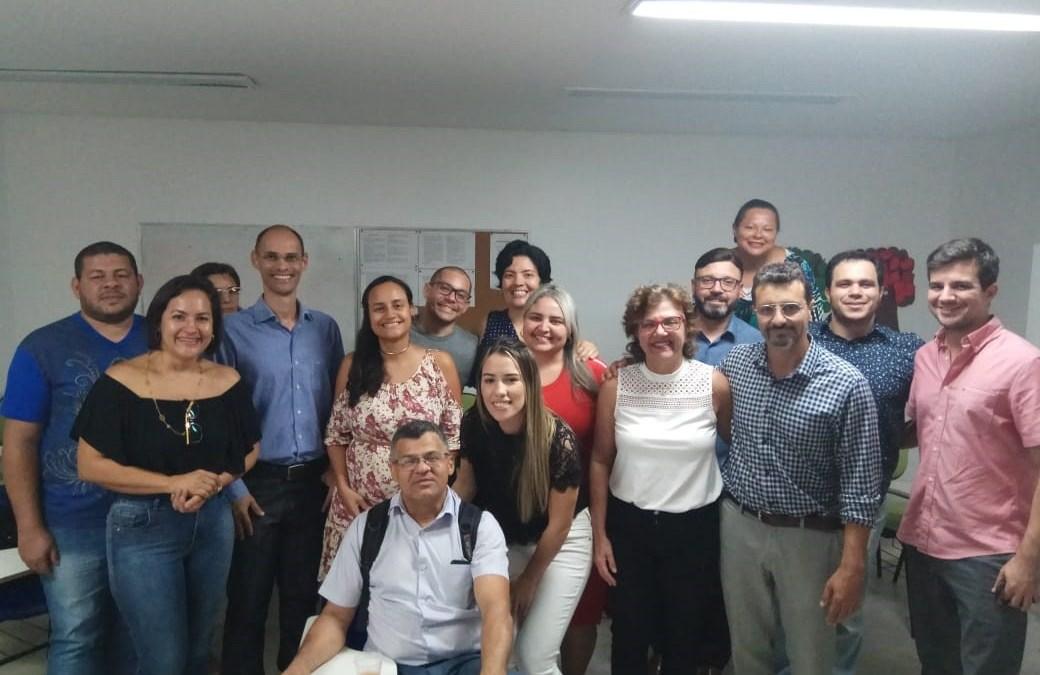 1ª turma do curso de Pós-graduação em Cirurgia Minimamente Invasiva em Aracaju