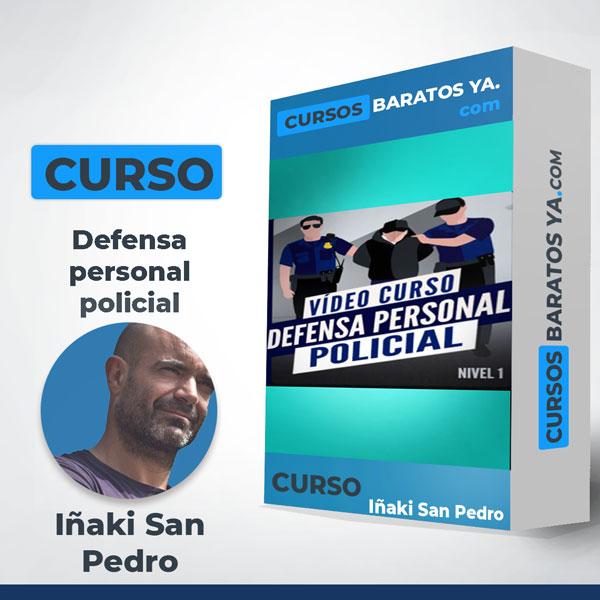 Defensa Personal Policial - Iñaki San Pedro
