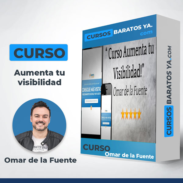 Aumenta tu Visibilidad - Omar de la Fuente