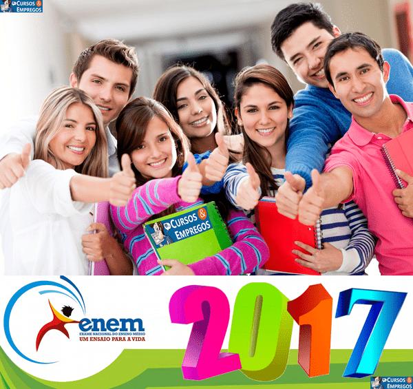Cursos e Empregos MEC-divulga-edital-do-Enem-2017-2 MEC divulga edital do Enem 2017