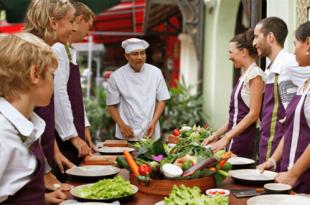 Curso de gastronomia básica online grátis