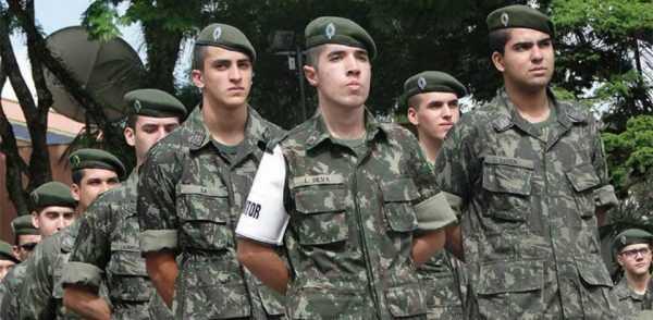 As 4 melhores carreiras militares no Brasil