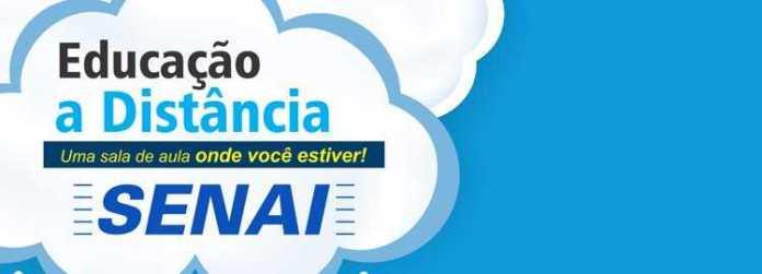 Senai Sumaré cursos EAD gratuitos 2019