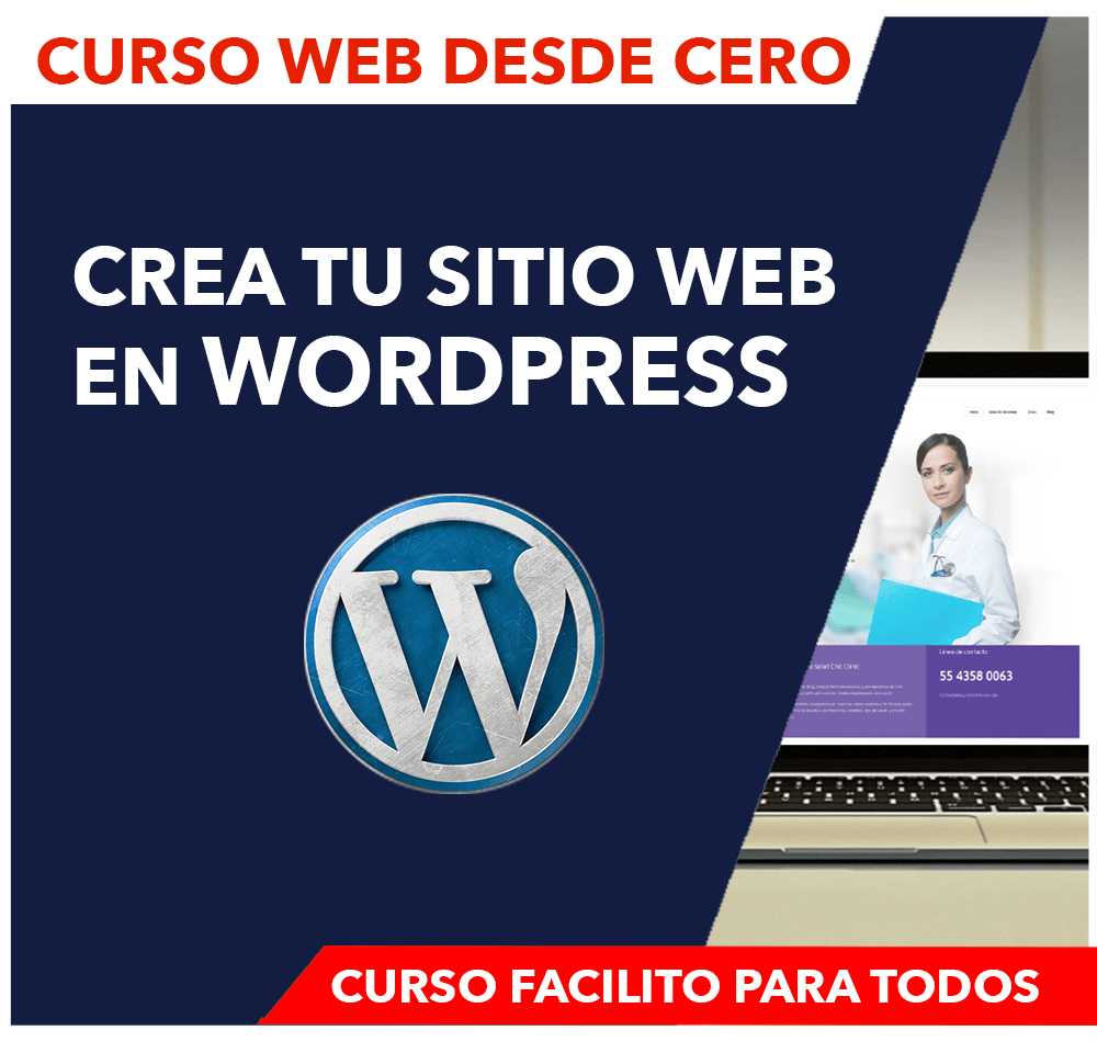 Curso WordPress Gratis desde Cero