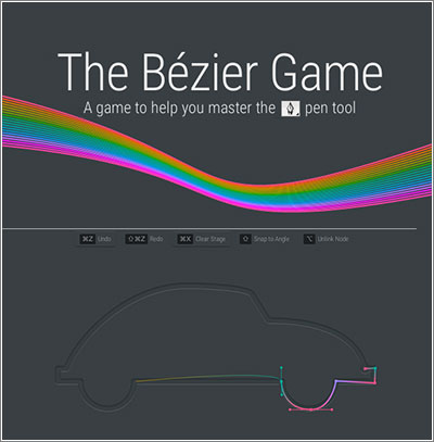 plumilla the bezier game