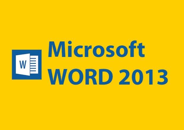 curso word 2013 gratis y online para personas con nivel avanzado