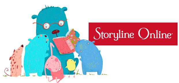 Storyline Online, tu web de referencia con cuentos en inglés