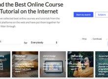 Courseroot una web con miles de cursos online