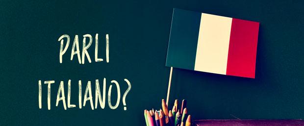 curso para aprender italiano, los números
