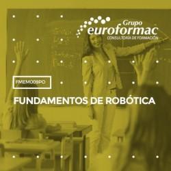 FMEM009PO - FUNDAMENTOS DE ROBÓTICA--ONLINE 50 horas