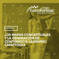 SSCE105PO - LOS MAPAS CONCEPTUALES Y LA GENERACIÓN DE CONTENIDO E-LEARNING: CMAPTOOLS--ONLINE 70 horas