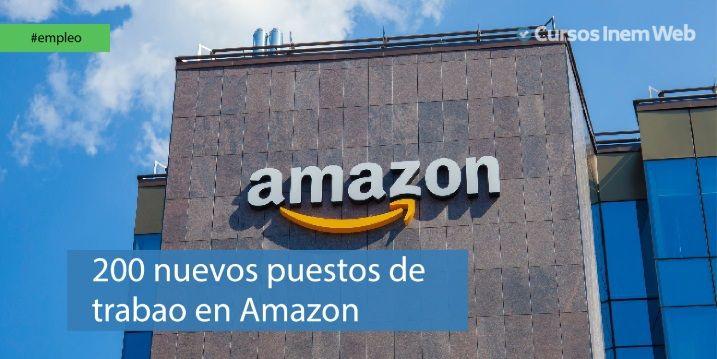 Amazon necesita trabajadores