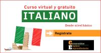 curso italiano gratis y online