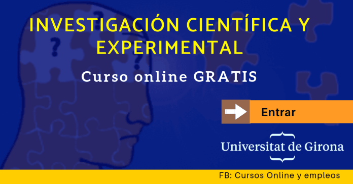 Investigación Experimental Investigación Científica MOOC