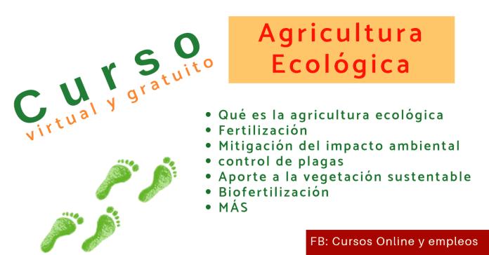 Curso agricultura ecológica introducción