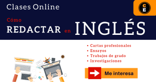 clases de inglés redaccion en ingles
