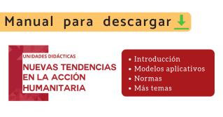 Manual Ayuda Humanitaria y sus nuevas tendencias