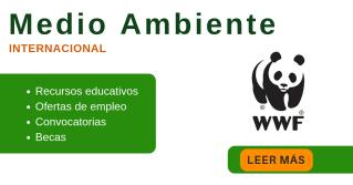 WWF logo ofertas y convocatorias