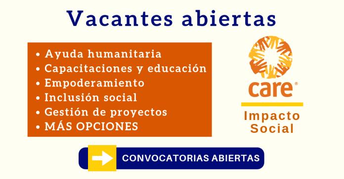 CARE International empleo