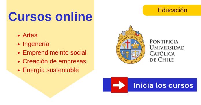 Universidad Católica de Chile cursos online