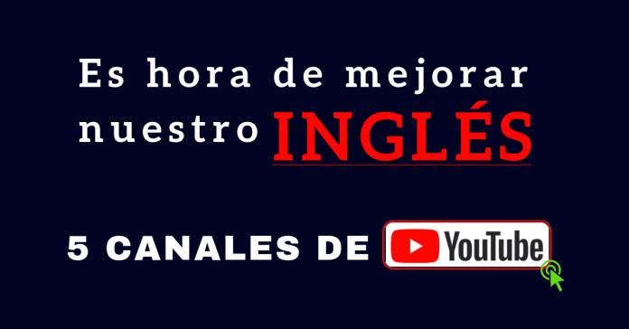 vidéos sur les chaînes YouTube en anglais pour apprendre l'anglais