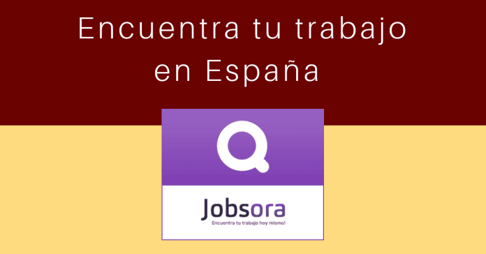 Jobsora empleo en España