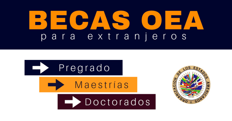 Becas OEA - OEA becas