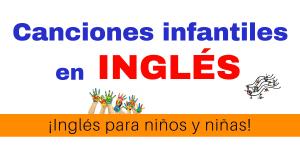 Canciones en ingles para niños lista