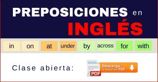 preposiciones en ingles pdf
