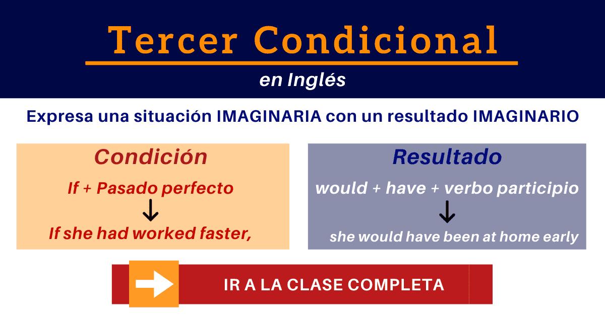 Tercer Condicional En Inglés Third Conditional Ejemplos Y Gramática