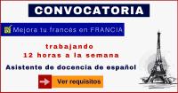 trabajar en francia asistentes de docencia