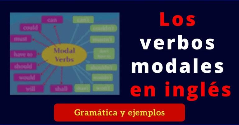 Modal verbs verbos modales en ingles