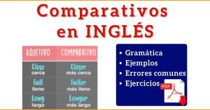 comparativos en ingles