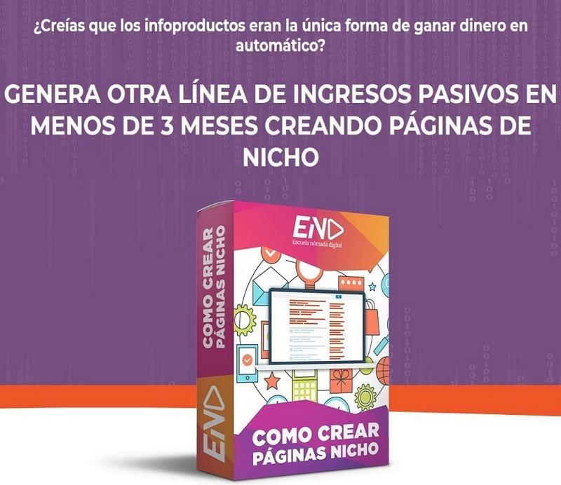 vivir de paginas nicho, micronicho, marketing de afiliados, afiliados, ganar dinero con paginas nicho,