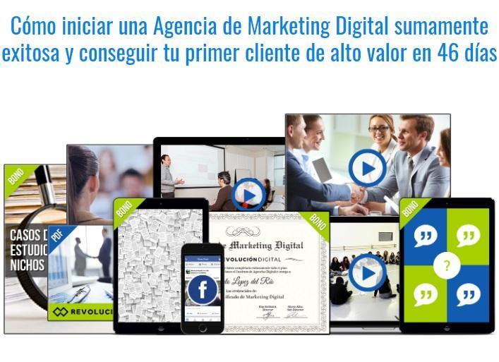 como crear una agencia de marketing digital