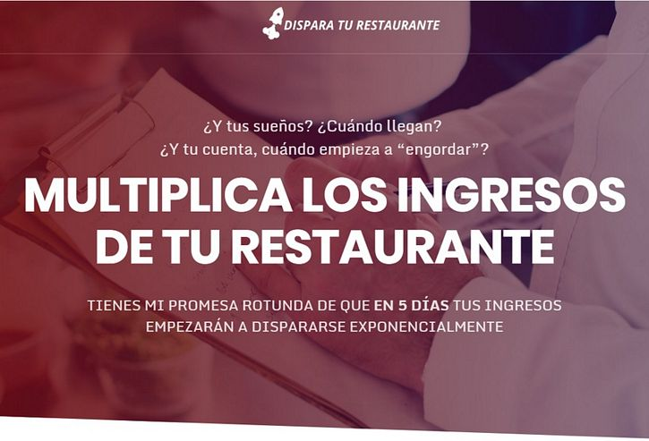 administrar restaurante