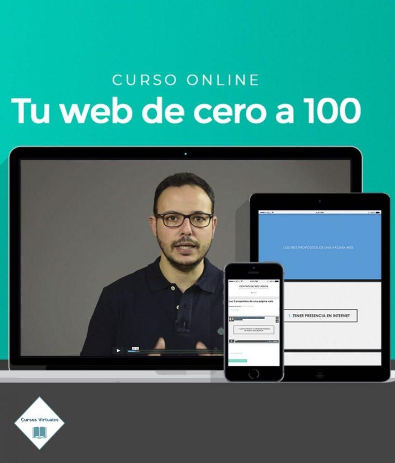 Tu web de cero a 100