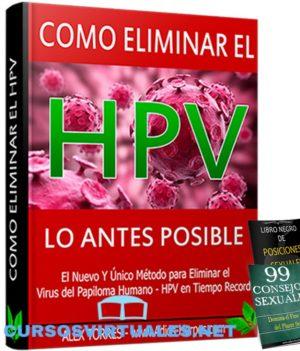 eliminar el hpv
