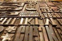 Letras de molde