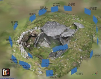 Modelo 3D de yacimiento