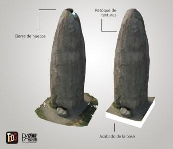 Edición de modelo 3D en Blender