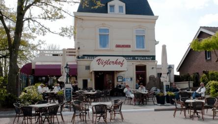 Restaurant de Vijlerhof in Vijlen
