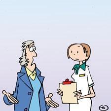 Communicatie met patiënt in de palliatieve fase